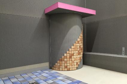 Bauplatten und Hartschaumträgerelemente